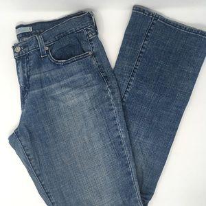 Levis Bootcut 515 Medium Wash Jeans